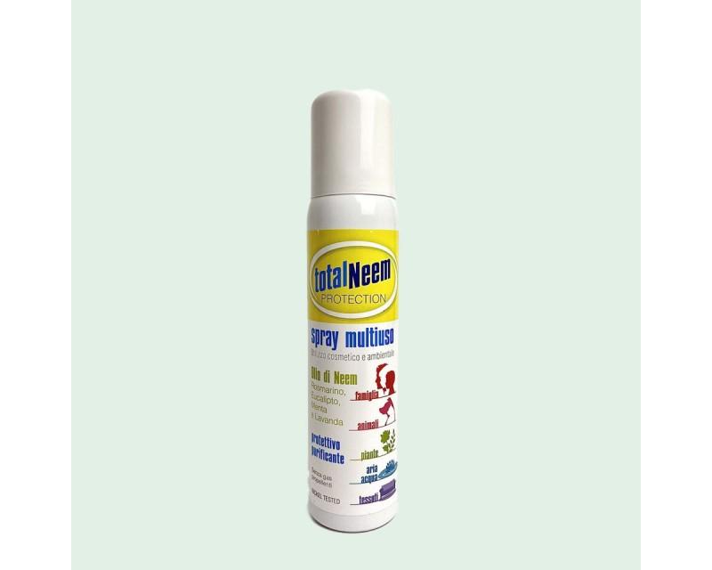 Total Neem Spray Multiuso