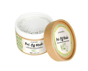 Shampoo in polvere Rinforzante Cocco e Menta Puremetics
