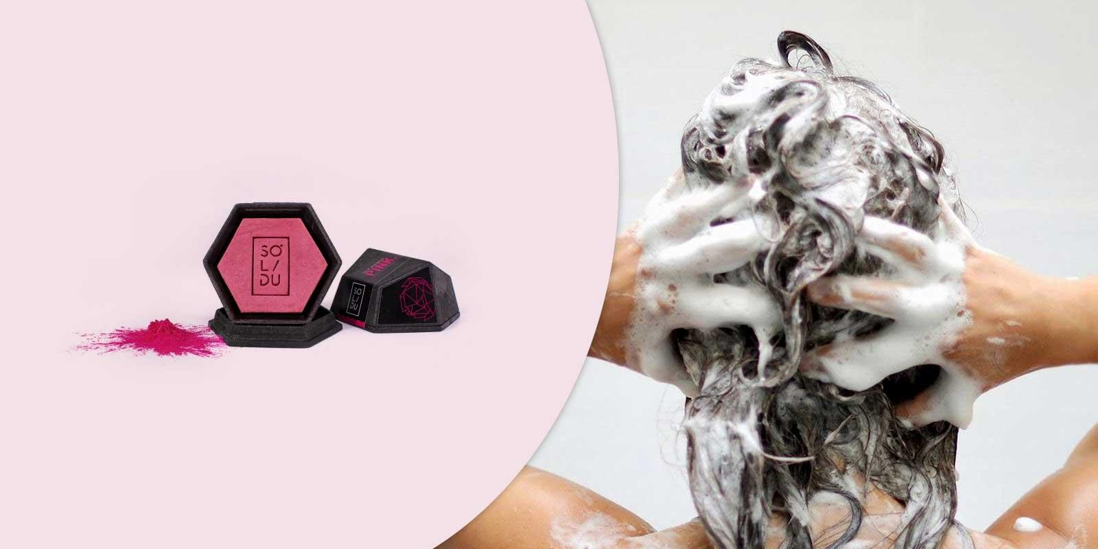 Perché scegliere uno shampoo solido?
